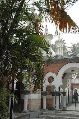 Masjid Jamek - Kuala Lumpur, Malaysia