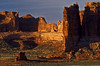 Sunrise at Arches is not to be missed.<br /> Photo © Cindy Clark