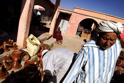 Talouine Market