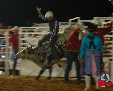 Southern Rodeo Company Bull ride photography Carrollton, GA July 12-13, 2013