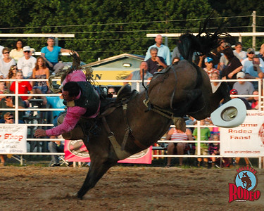 Southern Rodeo Company Saddle Bronc photography, Carrollton, GA July 12-13, 2013