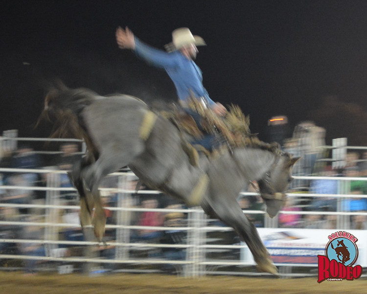 Matthew Walswor takes on Lone Wolf at Jasper Bulls and Broncs Oct 12, 2013