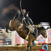 Shawn Minor takes on All Star at Jasper Bulls and Broncs Oct 12, 2013