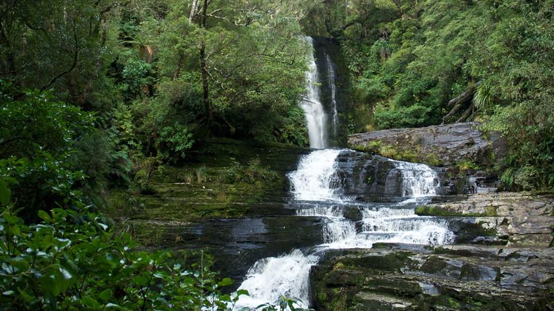 Maclean Falls, Catlins
