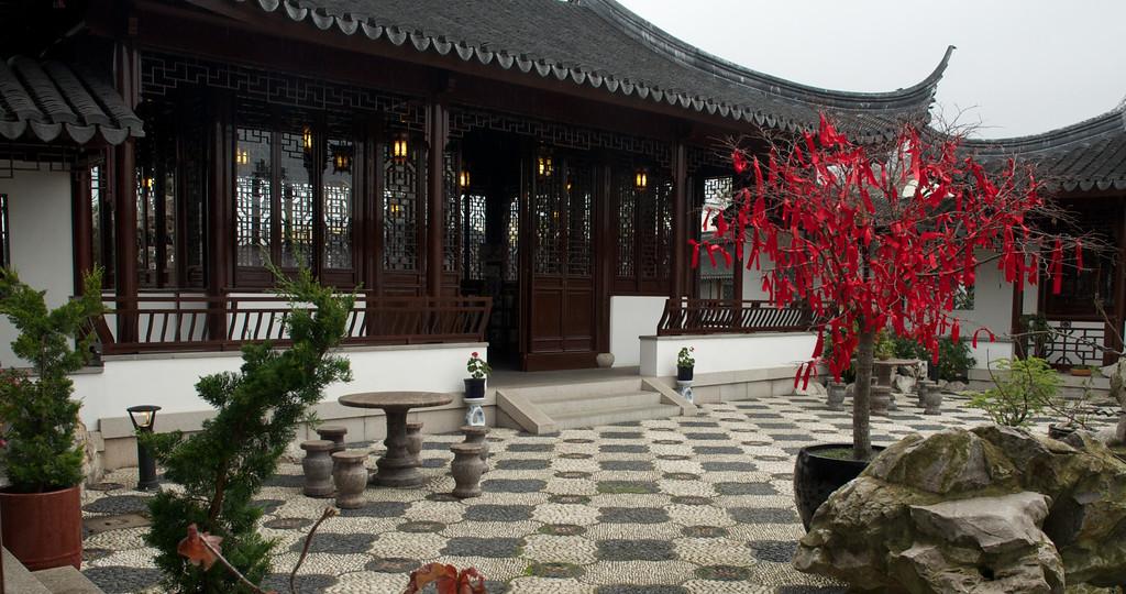 Chinese Gardens, Dunedin