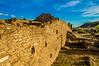Exterior Wall, Pueblo del Arroyo