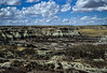 Millennia of erosion reveal the layers of the Painted Desert.<br /> Photo © Carl Clark