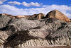 Moonscape at the Painted Desert.<br /> Photo © Cindy Clark