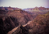 A clear view from Plateau Point in the Grand Canyon.<br /> Photo © Carl Clark