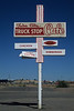 Hungry?  Along the historic Route 66.<br /> Photo © Cindy Clark