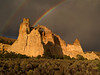 <center><b>Rainbow over Grosvenor Arch</center></b>
