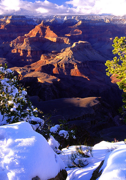 Late PM - Grand Canyon National Park, Arizona