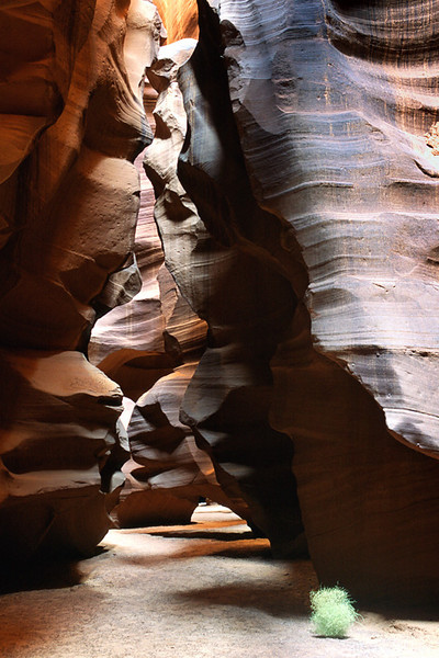 Antelope Canyon Interior - Page, Arizona