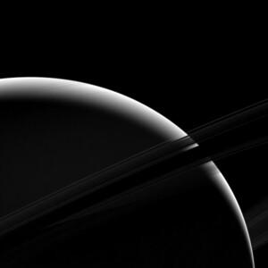 Sliver of Saturn