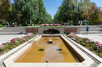 El Retiro Park #1