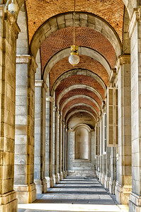 Arches at Royal Palace