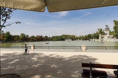 El Retiro Park #3
