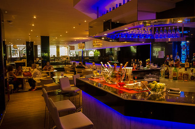 Bar/Lounge in the Hotel Melia'