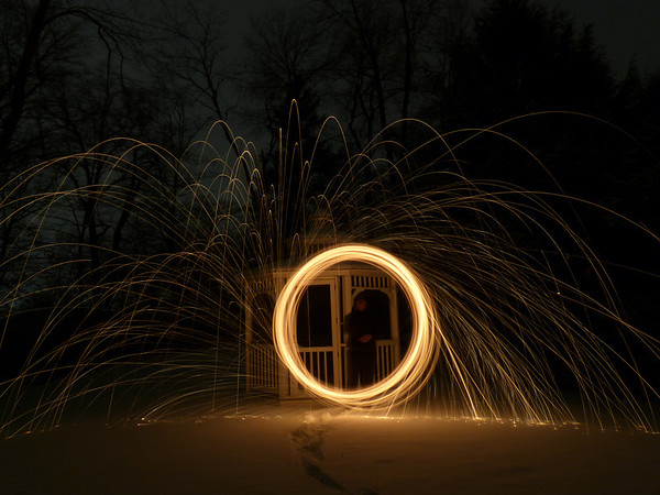 Sparks and Snow