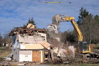 Demolition - Victoria BC Canada