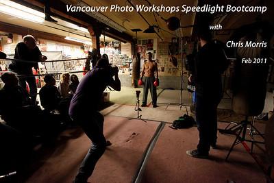 Speedlight Bootcamp