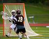 Varsity Lacrosse vs Chatham 8-7 May 1 @ Chatham  7836