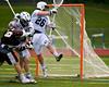 Varsity Lacrosse vs Chatham 8-7 May 1 @ Chatham  7840