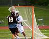 Varsity Lacrosse vs Chatham 8-7 May 1 @ Chatham  7838