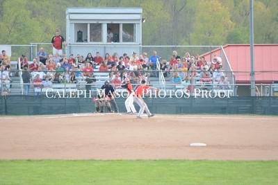 North Catholic Vs North Hills - Baseball