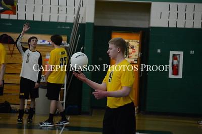Pine Richland Vs North Allegheny Volleyball