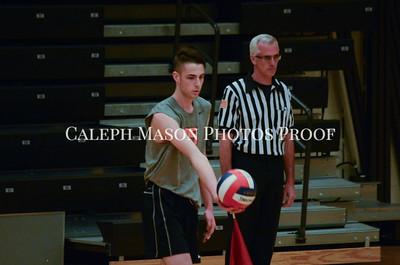 WPIAL Volleyball Playoffs Penn Trafford Vs Bethel Park