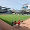 Big Ten Baseball Tournament <br /> Nebraska Men's Baseball<br /> Target Field<br /> Minneapolis, Minnesota <br /> Game Date May 20, 2015<br /> Practice Scheduled Time 5:00PM<br /> Photos by Nate Olsen/NU Media Relations