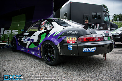 Formula DRIFT: In the pits