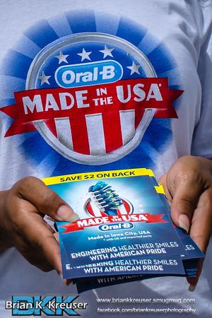OralB USA 500