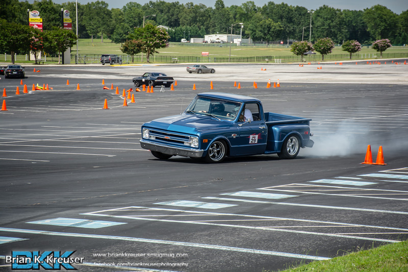 Peach State Muscle Car Challenge 2014
