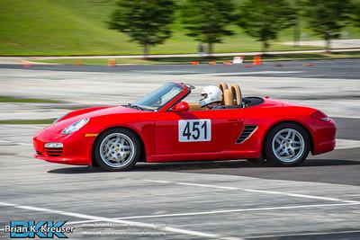 Peachstate Region PCA Autocross