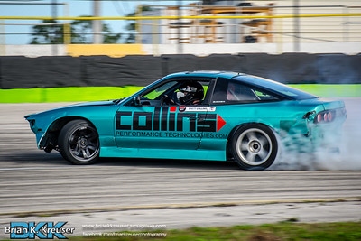 Three Palms Drift Round 1