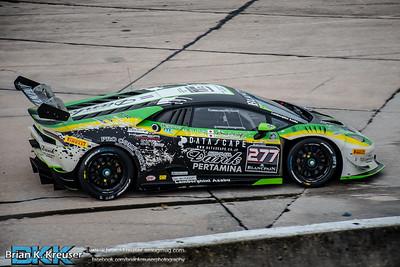 Lamborghini Super Trofeo at SIR