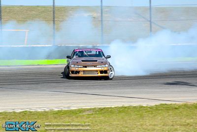 Three Palms Drift Round 5