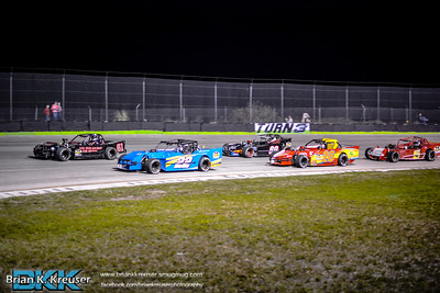 Outlaw Modifieds January 17th