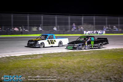 Pro Trucks at Three Palms Speedway 01312015
