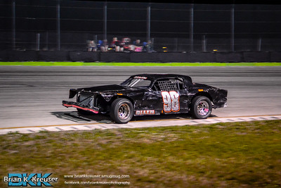Pure Stocks at Three Palms Speedway January 17th