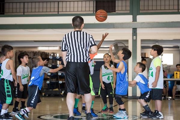 2016 CBO Basketball - Alexander