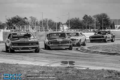 Historic Trans Am Series Race
