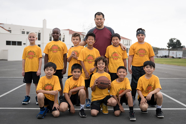 2018 Torrance Youth Basketball