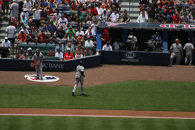 Boston vs Braves  - 26 May 2014