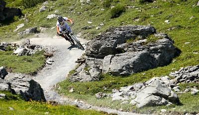 Flims Laax downhill
