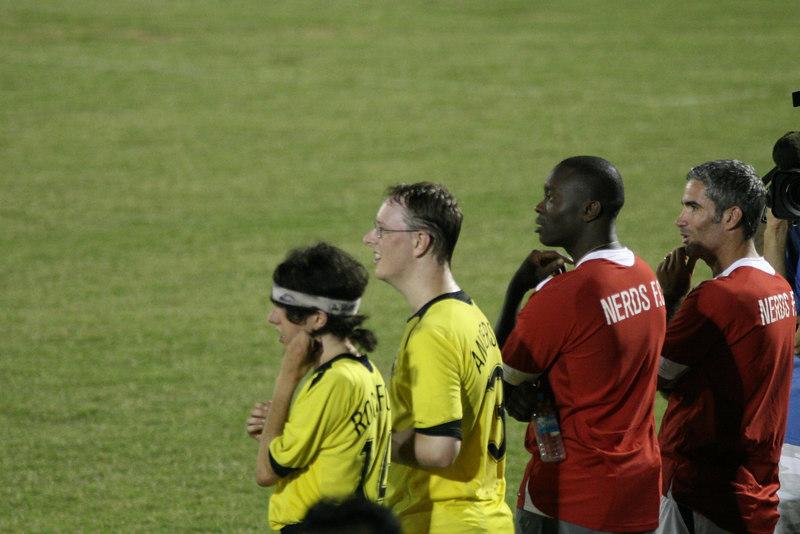 Nerds FC 2 - Subbies