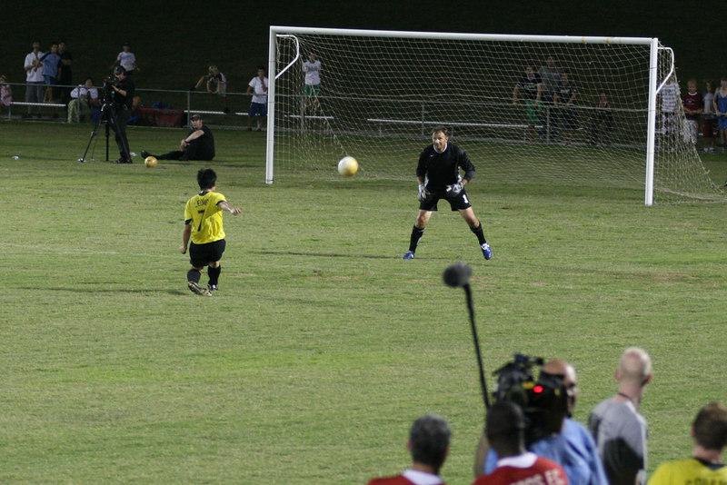 Nerds FC 2 - Target: Goalie
