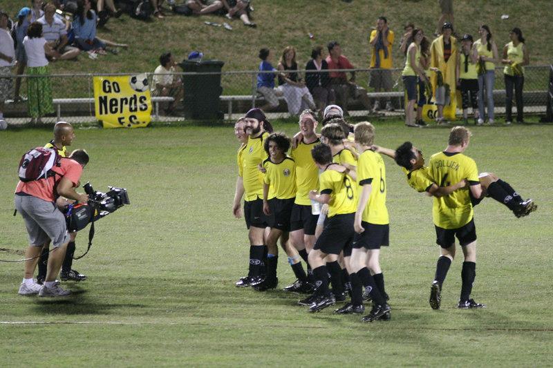 Nerds FC 2 - El Finito